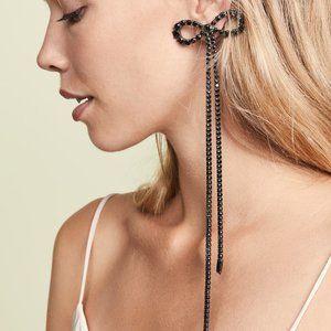 Zimmermann Crystal Bow Earring